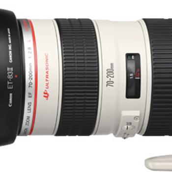 Rent Canon 70-200 f2.8L