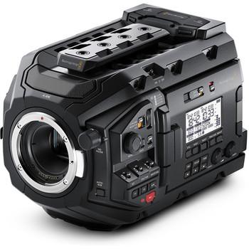 Rent Blackmagic Ursa Mini Pro G2 (EF or PL) w/ EVF & Shldr Kit