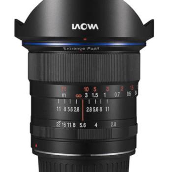 Rent Laowa 12mm f/2.8 Zero-D