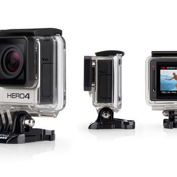 Rent GoPro Hero 4 Silver Action Cam