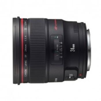 Rent Canon 24mm 1.4 L Mark