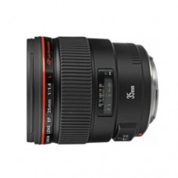 Rent Canon 35mm 1.4 L