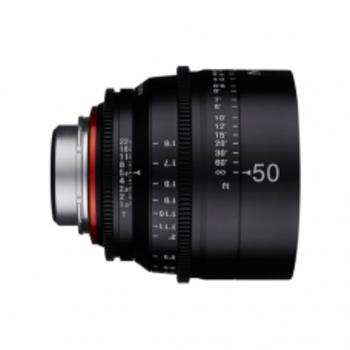 Rent Rokinon XEEN 50mm T1.5 CINE