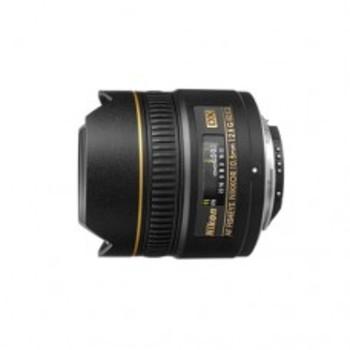 Rent Nikon 10.5mm Fisheye f/2.8G ED AF DX