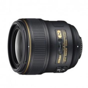 Rent Nikon 35mm 1.4 G