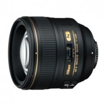 Rent Nikon 85mm 1.4 G