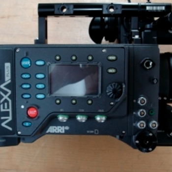 Rent Arri Alexa Classic Plus, High speed License Base Package