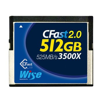 Rent 3 x 512GB cards - CFast 2.0 kit