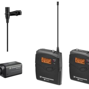 Rent Sennheiser EW 100 ENG G3 Wireless Kit - Frequency Band (A)