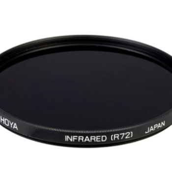 Rent Hoya 77mm R72 Infrared Filter