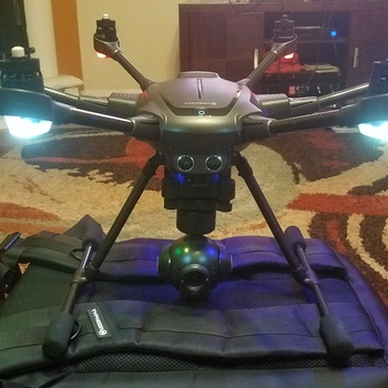 Rent Yuneec Typhoon H Hexacopter Drone