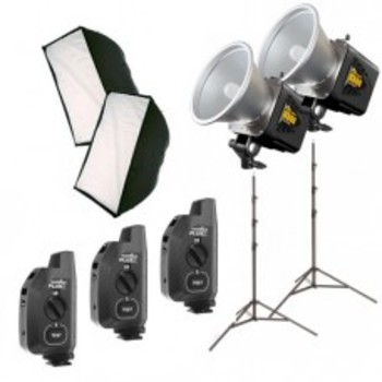Rent Softbox Package