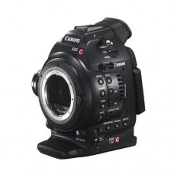 Rent Canon C100 Cinema
