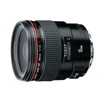 Rent Professional Prime Lens - 35mm f/1.4