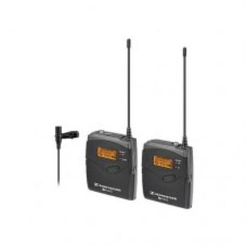 Rent Sennheiser ew 112-p G3 Camera Mount Wireless Microphone System w/ME2 Lavalier Mic