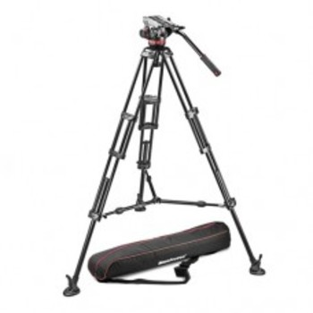 Rent Manfrotto 546B/MVH502A Video Tripod