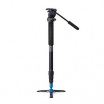 Rent Benro A38TBS2 Video Monopod with S2 Fluid Head
