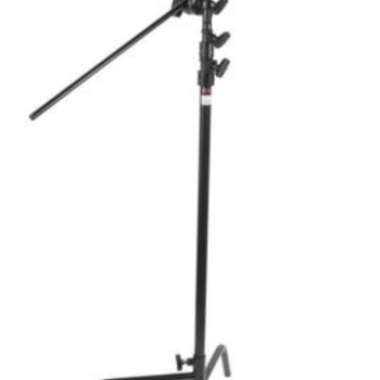 Rent Matthews C-Stands, Black (2)