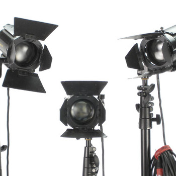 Rent Dedo Light kit  3 x 150w kit with stands