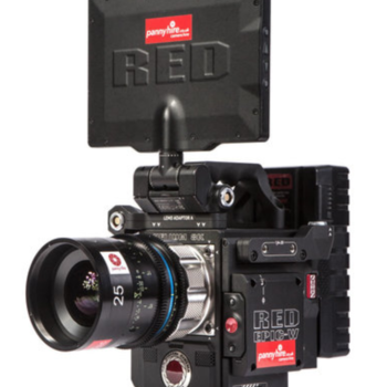 """Rent RED EPIC-W HELIUM 8K + 7"""" RED TOUCH + 2 x 512GB PL+EF"""