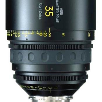 Rent ARRI Master Prime 35mm T1.3