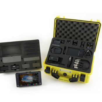 "Rent ATOMOS SHOGUN 4K 7"" HD MONITOR / RECORDER (HD-SDI/HDMI)"