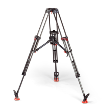 Rent MILLER ARROW 55 (100mm) + SACHTLER 5386 2-STAGE CARBON LEGS
