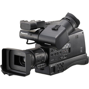 Rent HD Panasonic AG-HMC80P Camera with 1080i/p, 12X optical zoom, 60fps, XLR audio inputs, HDMI and Component Out