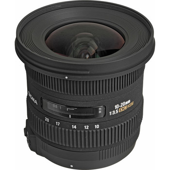 Rent Sigma 10-20mm f/3.5 EX DC HSM
