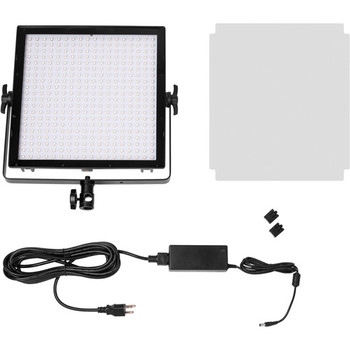 Rent 3 x LED Light kit (2 bicolor + 1 daylight)