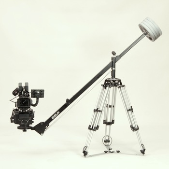 Rent Seven Jib Compact XL Portable Crane w/100mm Bowl Mount & Weights