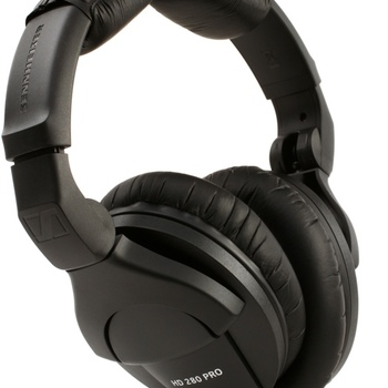 Rent Sennheiser HD 280 PRO Closed-Back Headphones