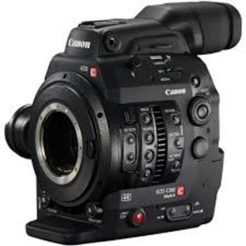 Rent Canon C300MKii EF