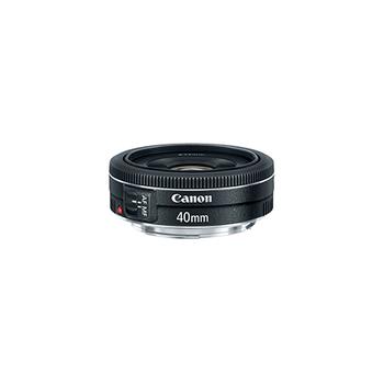 """Rent Canon EF 40mm f/2.8 STM Prime """"Pancake"""" Lens"""