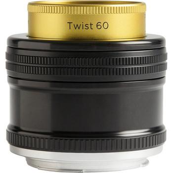 Rent Lensbaby Twist 60 Optic Lens for Nikon F