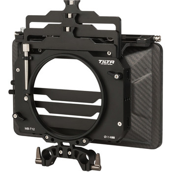 "Rent Tilta 4x5.6"" Carbon Fiber Matte Box (MB-T12)"