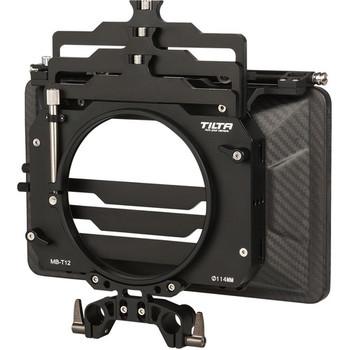 """Rent Tilta 4x5.6"""" Carbon Fiber Matte Box (MB-T12)"""