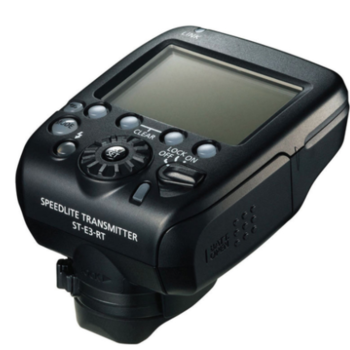 Rent Canon ST-E3-RT Speedlite Transmitter (up to 15 flash units)
