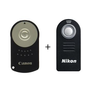 Rent Canon RC-6 Wireless Remote + Nikon ML-L3 Wireless Remote