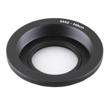 Rent M42 to Nikon F mount Lens Adapter