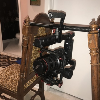 Rent Cannon C100 MK1  Ronin MX Kit