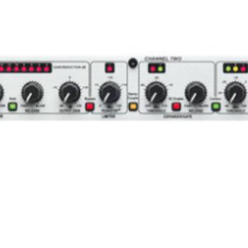 Rent DBX 166xs Dual Compressor / Limiter Gate