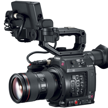 Rent Canon C200 with Sigma 18-35 & 50-100mm
