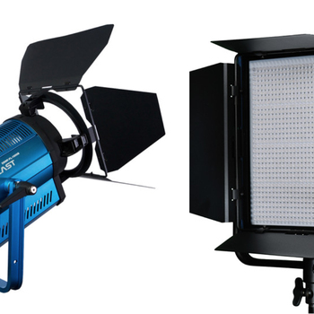 Rent 3x Dracast LED Bi-Color Light Kit w/ stands