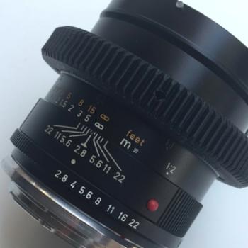 Rent LEICA R FULL FRAME 60mm Macro EF