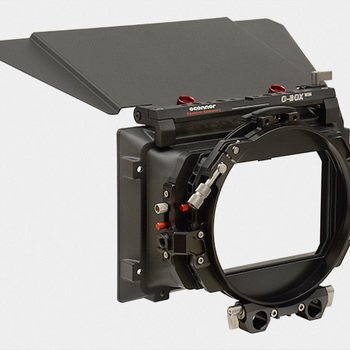 "Rent O'connor O-Box 4""x5.65"" MATTE BOX w/ O- Grips"