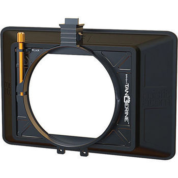 Rent BRIGHT TANGERINE MISFIT ATOM CLIP-ON MATTE BOX 4x5.65