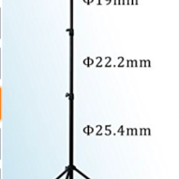Rent Linco Lincostore Studio Lighting 3 Point Light Backdrop Background Support with Boom Arm Stand and Counterweight