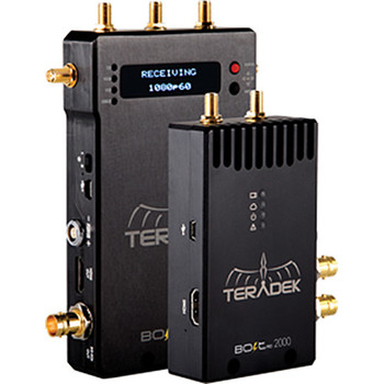 Rent Teradek Bolt 2000 Pro wireless systems