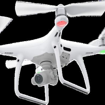 Rent DJI Phantom 4 Drone w/ ND filters & Batteries